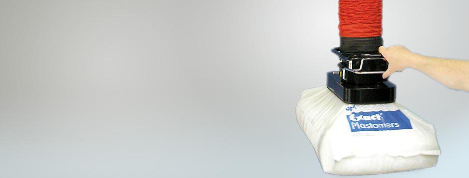 Vacuumheffer Vacujojolift kunststof zakken