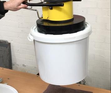 Emmers vacuumheffer