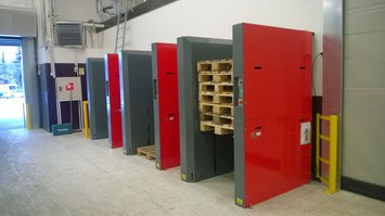 Palletautomaat Pallet Master 1-5