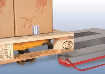 Flexlift Laagbouw Heftafel Model FE