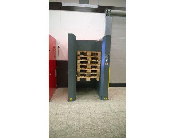 Palletautomaat palletstapelaar 1-5