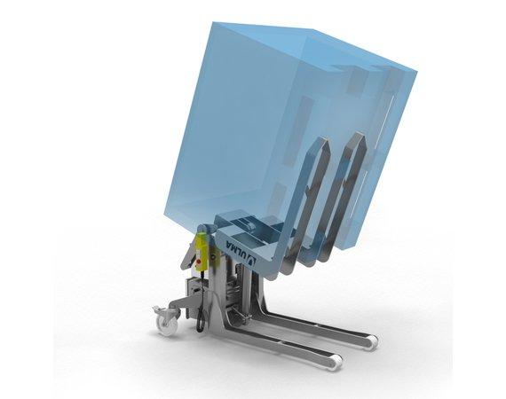 RVS Verrijdbare Kantelaar Ulma EBT750 voor palletboxen