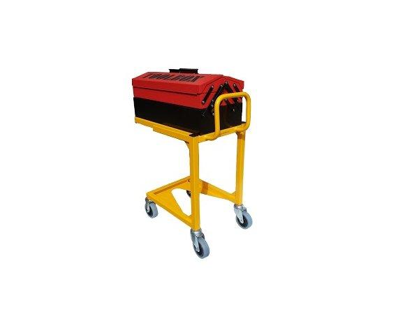 Rolllifting Comfort Tilhulp voor zware gereedschapskist