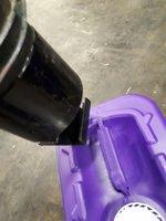 Jerrycan vacuumheffer