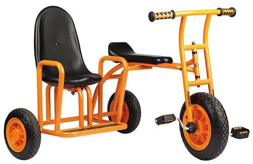 Rad mit Beiwagen
