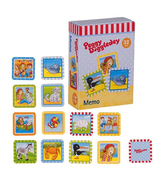 Mini Memo (display met 12 stuks)