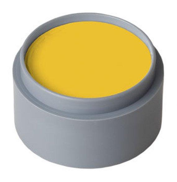 Schminke 15 ml dunkel gelb
