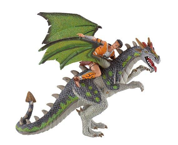 Fantasyfiguur Dragonknight Bullyland