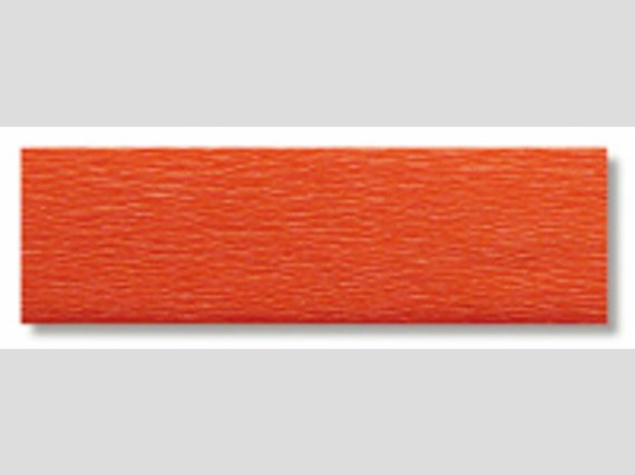 Krepppapier orange 10 Rollen