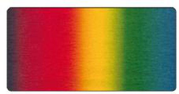 Crèpepapier regenboog