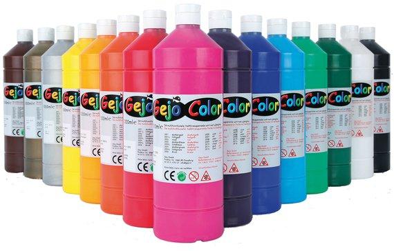 Gejocolor Sortiment 12 Farben