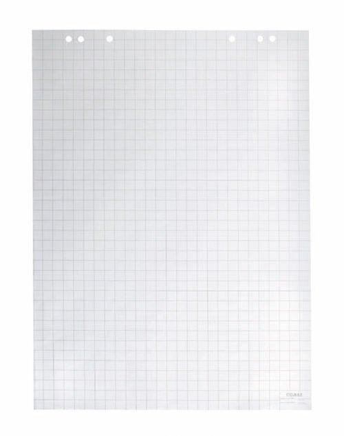 Flipchartblok geruit/blanco