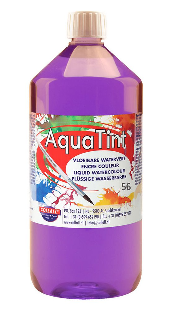 Aquatint violett 1000 ml.