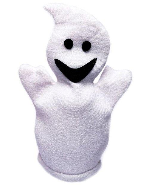 Waschhandschuh Gespenst