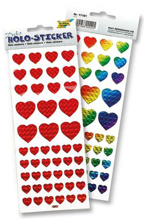 Holografische stickers