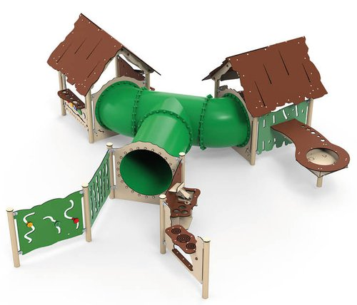 Luxi- ein Spieldorf voller Action