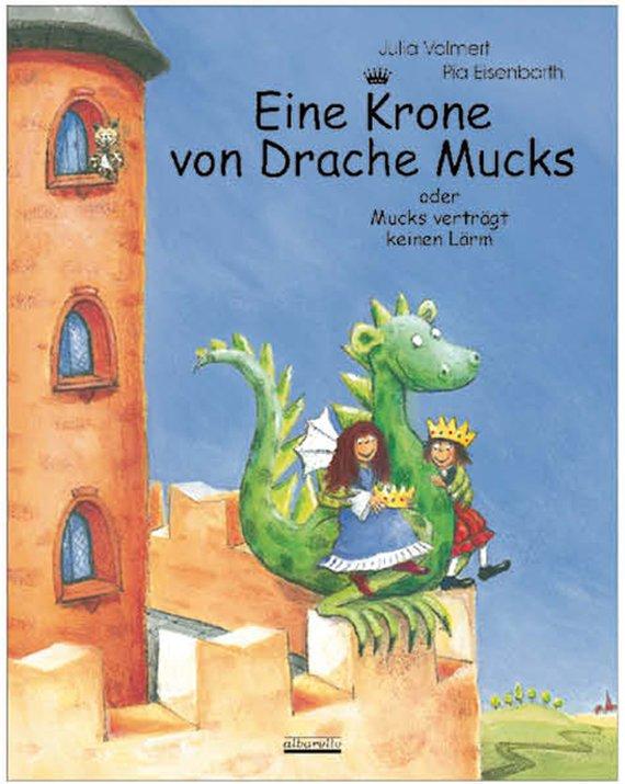 Bilderbuch: Eine Krone von Drache Mucks