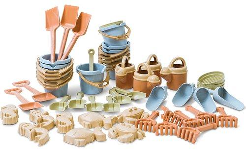 Bio Plast Sandkastenset 50 teilig