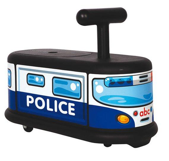 Roetsauto Politie