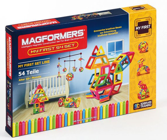 Magformers: My first Magformers