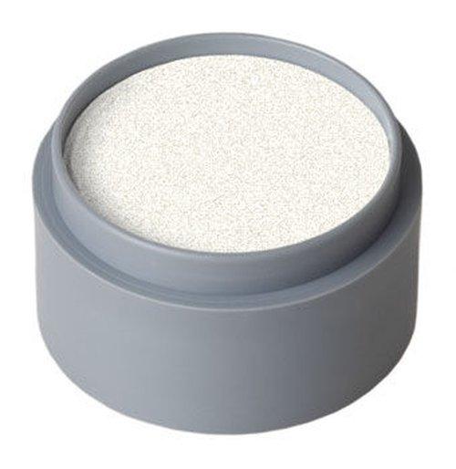 Perlmuttschminke silber