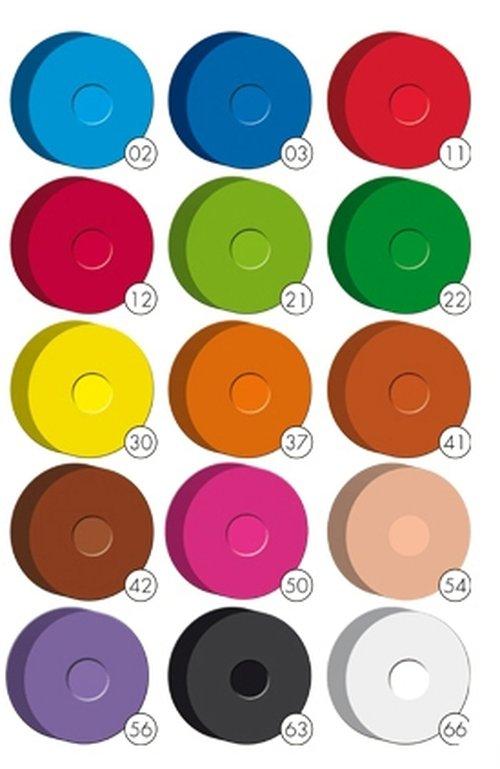 Wasserfarben-Pucks Sortiment