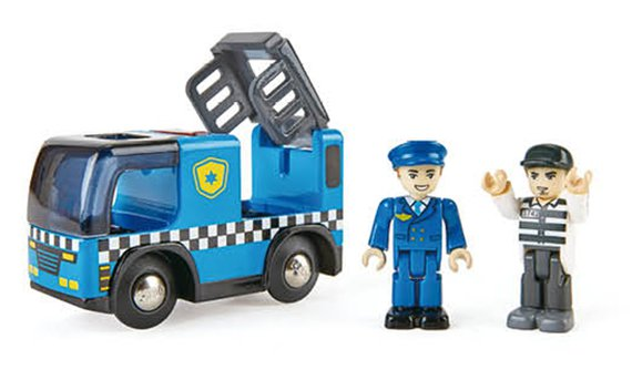 Polizei Auto 2020