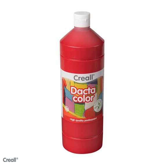 Dactacolor rot 1000ml.