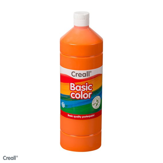 Basic color oranje