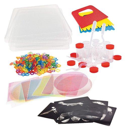 Accessoires voor Licht-kubus