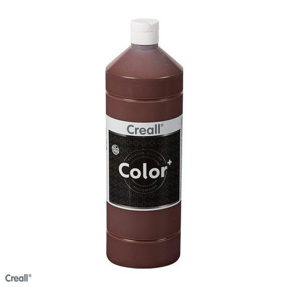 Creacolor 1000 ml donker bruin