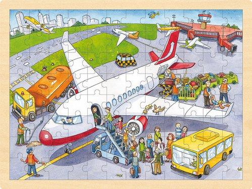 3549 Puzzel Vliegveld