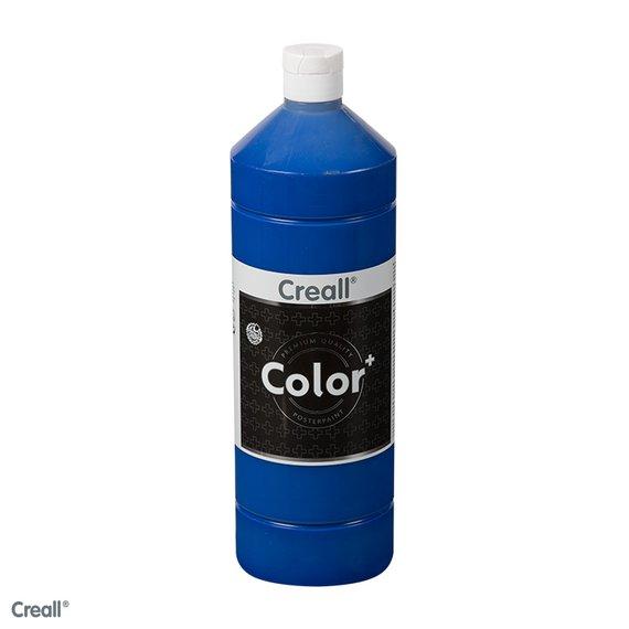 Creacolor 1000 ml donker blauw