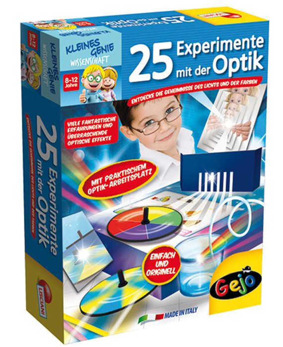 Optik Experimentierbox