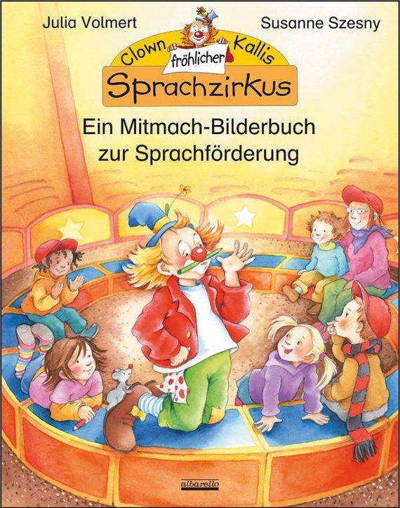 Bilderbuch Clown Kalli.