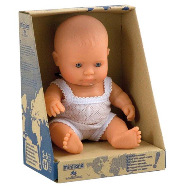 Baby Puppen mini, Mädchen.
