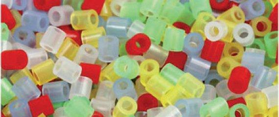 Bügelperlen Transparentfarben