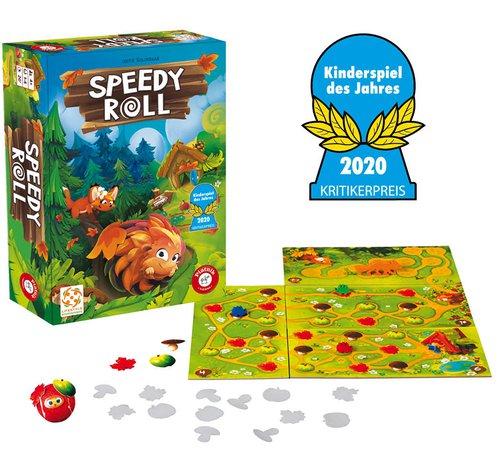 Speedy Roll, das Kinderspiel des Jahres 2020 !