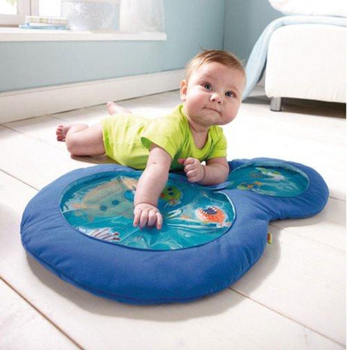 Wasserspielmatte Kleiner Taucher