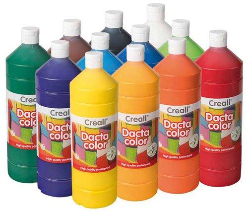 Daktacolor 15 kleuren assortie