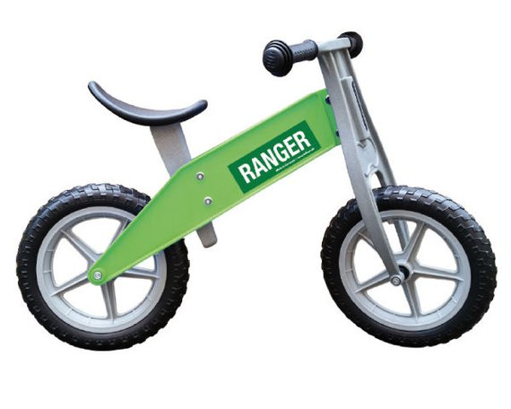 Loopfiets ranger model 2018