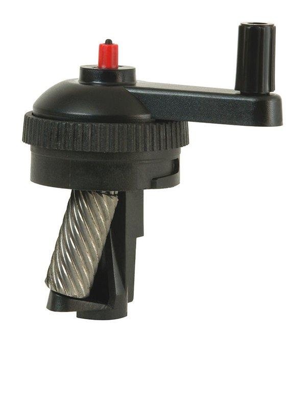 Ersatzmesser für Tischanspitzer 2387 mit Metallgehäuse.