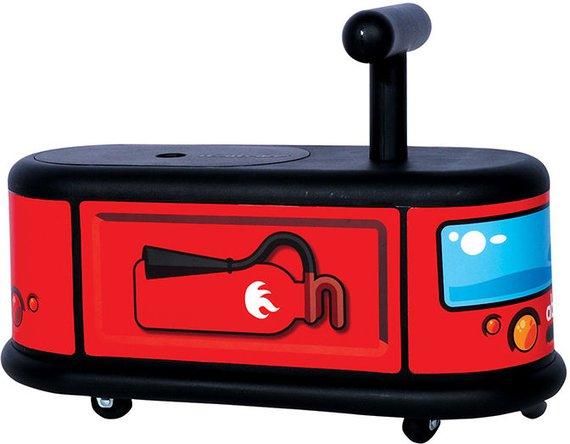 Rutschauto Feuerwehr