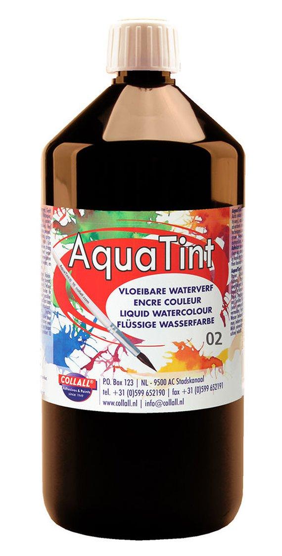 Aquatint schwarz 1000 ml.