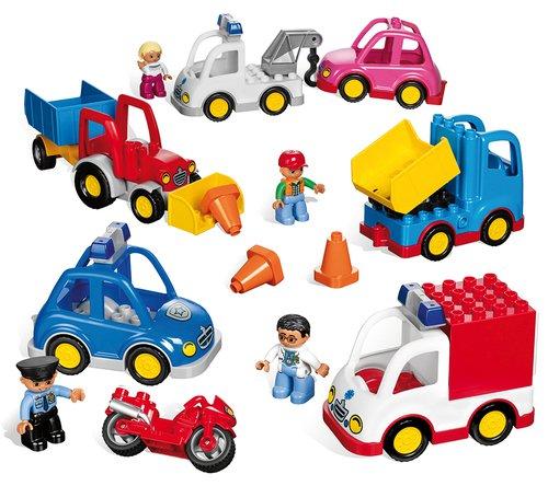 Lego Duplo Multi Fahrzeuge