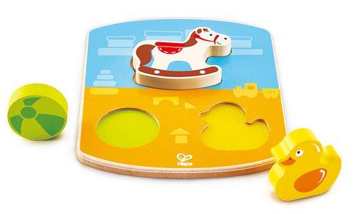 Holzsteckpuzzle Spielzeug