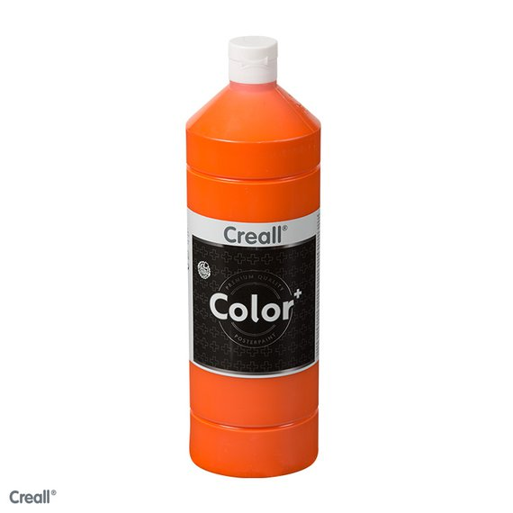 Creacolor 1000 ml oranje
