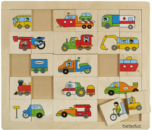 Mix It Fahrzeuge