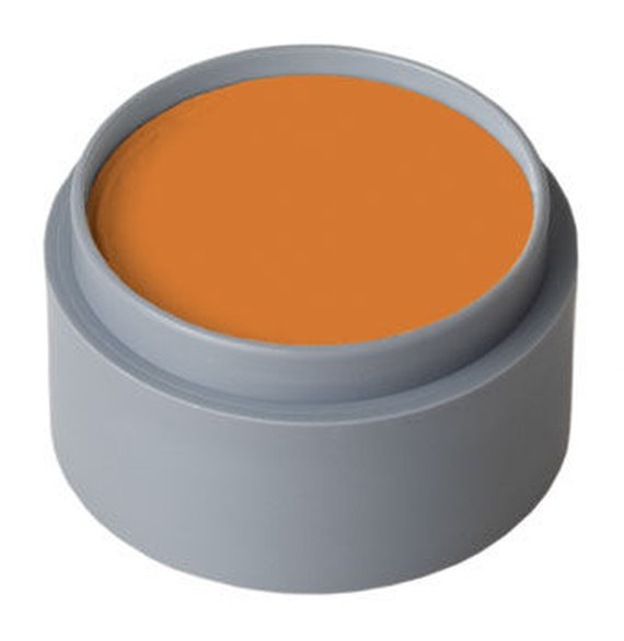 Grimeer make-up 15 ml oranje