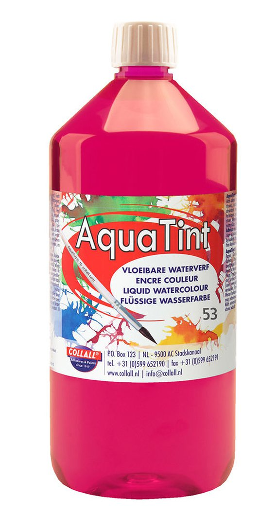 Aquatint pink 1000 ml.